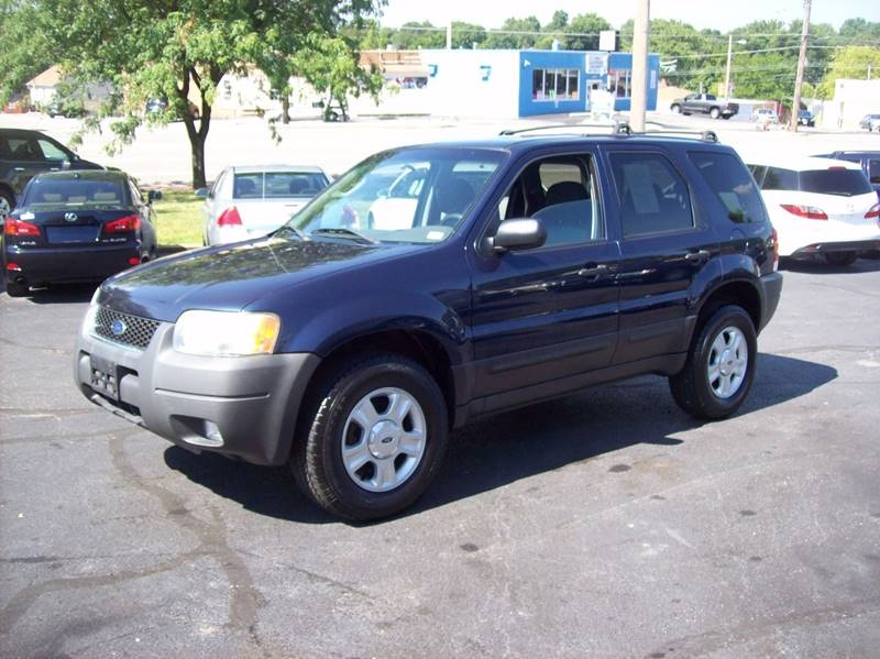 2003 Ford Escape for sale at Allstar Motors, Inc. in St. Louis MO