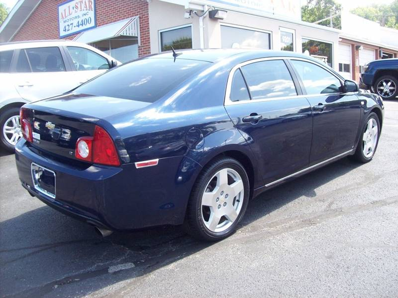 2008 Chevrolet Malibu for sale at Allstar Motors, Inc. in St. Louis MO