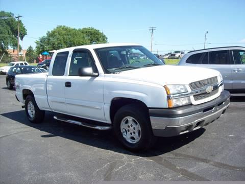 2004 Chevrolet Silverado 1500 for sale at Allstar Motors, Inc. in St. Louis MO