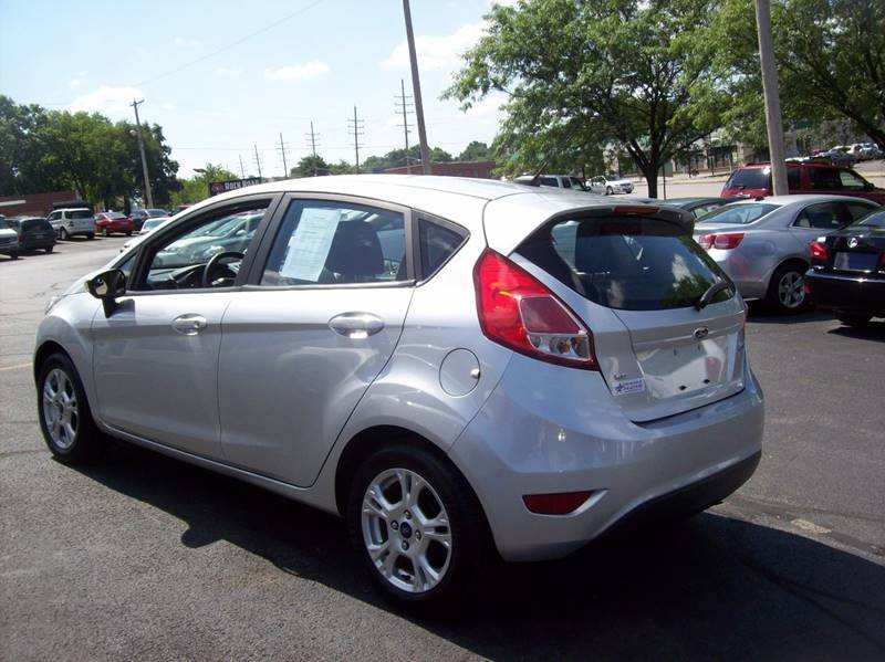 2015 Ford Fiesta for sale at Allstar Motors, Inc. in St. Louis MO