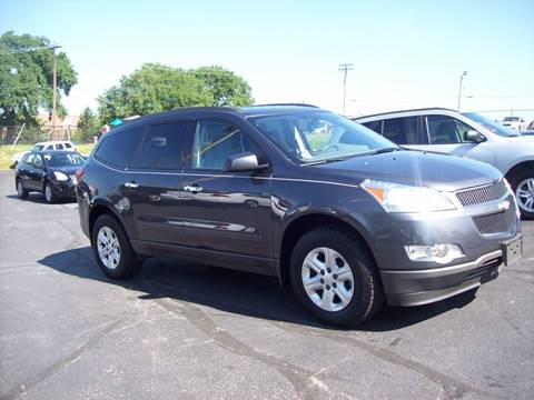 2012 Chevrolet Traverse for sale at Allstar Motors, Inc. in St. Louis MO