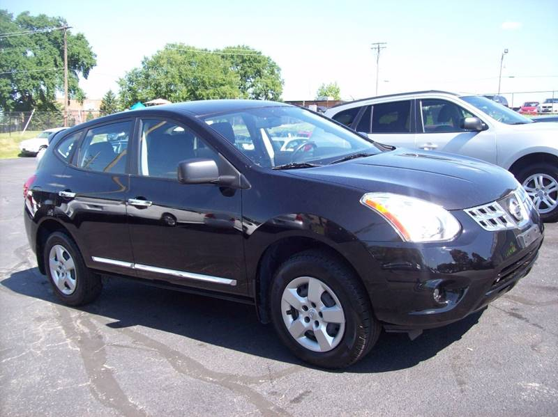 2013 Nissan Rogue for sale at Allstar Motors, Inc. in St. Louis MO