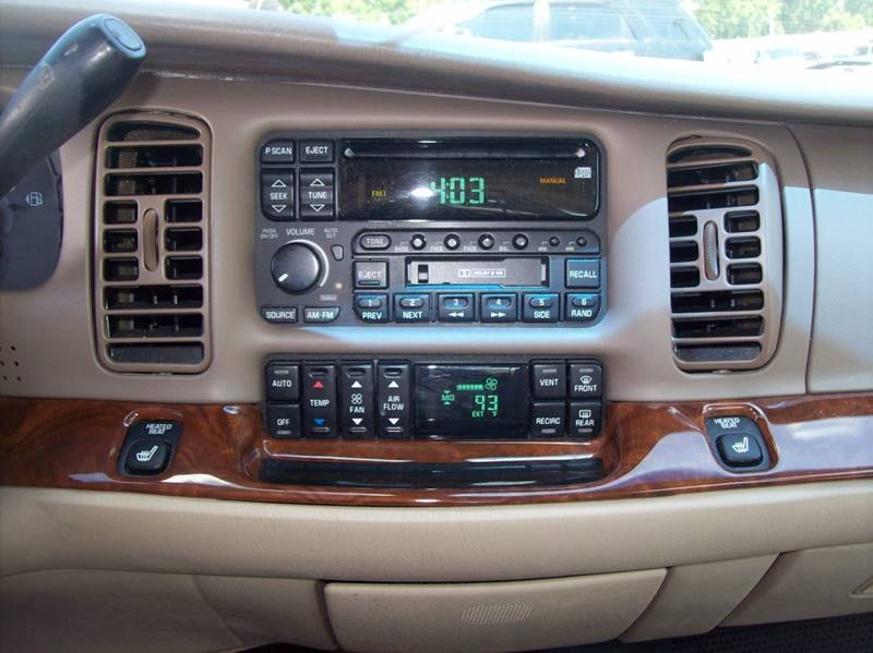 2004 Buick Park Avenue for sale at Allstar Motors, Inc. in St. Louis MO