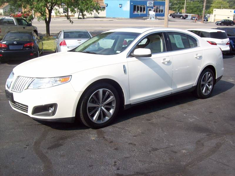 2009 Lincoln MKS for sale at Allstar Motors, Inc. in St. Louis MO
