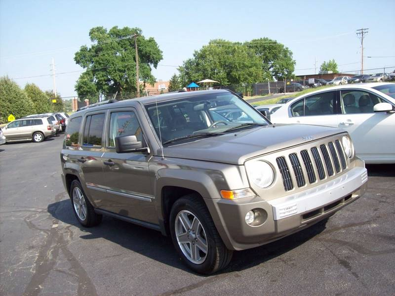2008 Jeep Patriot for sale at Allstar Motors, Inc. in St. Louis MO