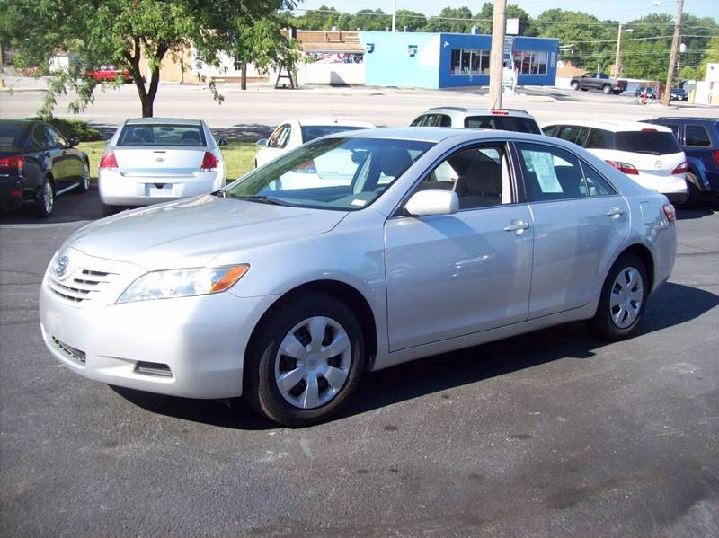 2009 Toyota Camry for sale at Allstar Motors, Inc. in St. Louis MO