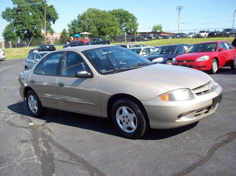 2004 Chevrolet Cavalier for sale at Allstar Motors, Inc. in St. Louis MO