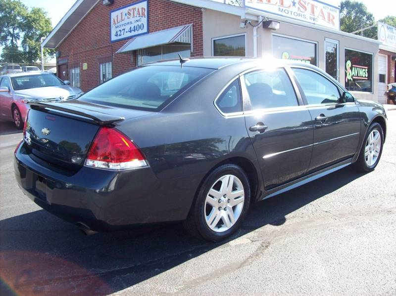 2013 Chevrolet Impala for sale at Allstar Motors, Inc. in St. Louis MO
