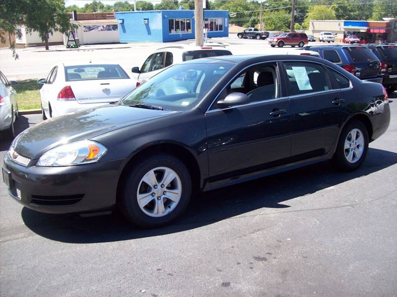 2015 Chevrolet Impala Limited for sale at Allstar Motors, Inc. in St. Louis MO