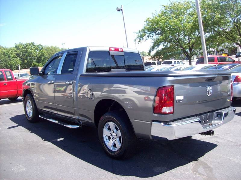 2012 RAM Ram Pickup 1500 for sale at Allstar Motors, Inc. in St. Louis MO