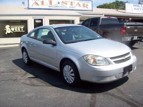 2009 Chevrolet Cobalt for sale at Allstar Motors, Inc. in St. Louis MO