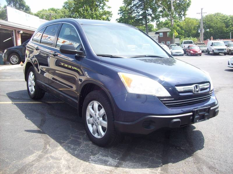 2007 Honda CR-V for sale at Allstar Motors, Inc. in St. Louis MO