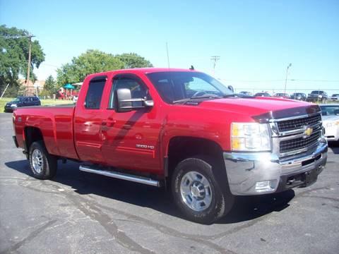 2010 Chevrolet Silverado 3500HD for sale at Allstar Motors, Inc. in St. Louis MO