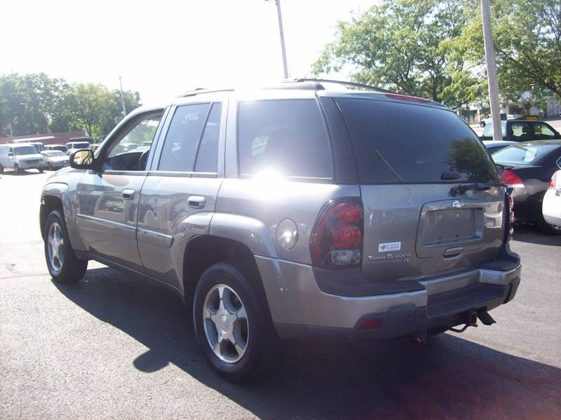 2005 Chevrolet TrailBlazer for sale at Allstar Motors, Inc. in St. Louis MO