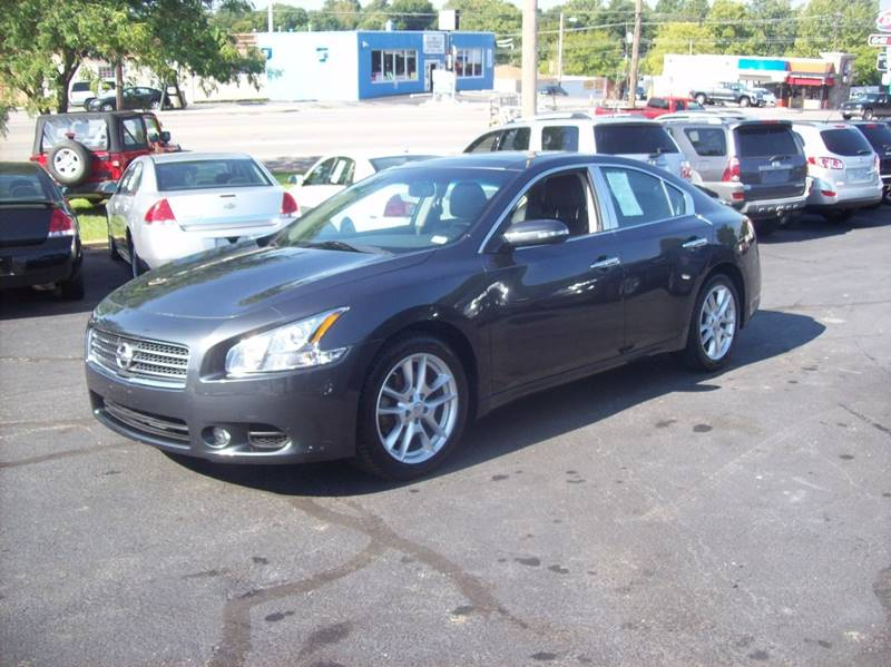 2010 Nissan Maxima for sale at Allstar Motors, Inc. in St. Louis MO
