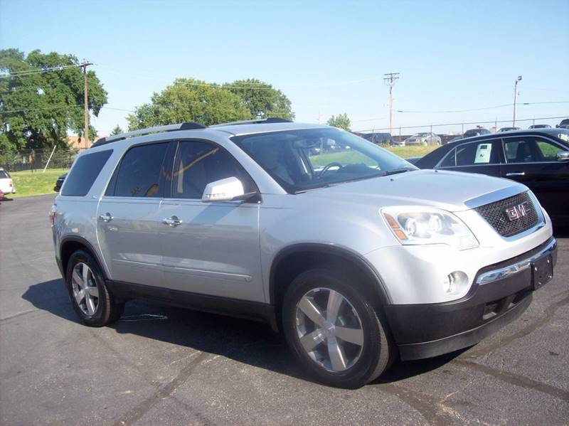 2010 GMC Acadia for sale at Allstar Motors, Inc. in St. Louis MO