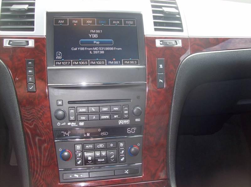 2011 Cadillac Escalade ESV for sale at Allstar Motors, Inc. in St. Louis MO