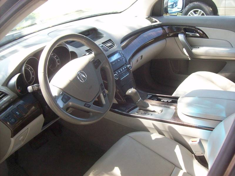 2010 Acura MDX for sale at Allstar Motors, Inc. in St. Louis MO
