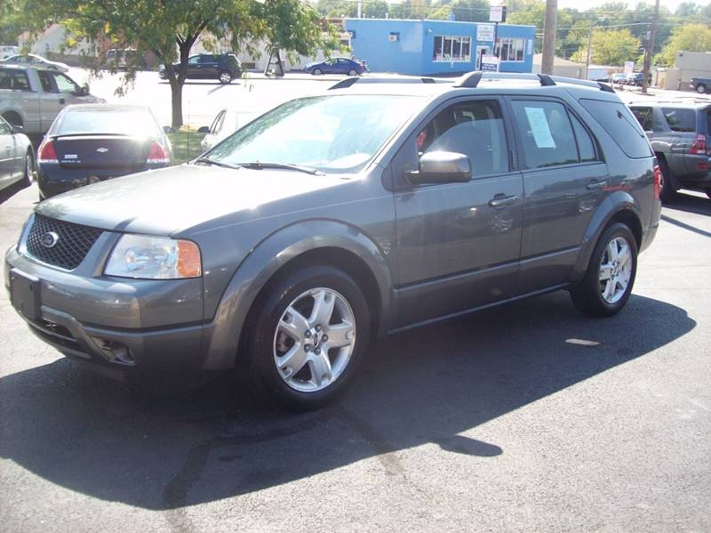 2005 Ford Freestyle for sale at Allstar Motors, Inc. in St. Louis MO