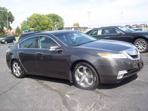 2010 Acura TL for sale at Allstar Motors, Inc. in St. Louis MO