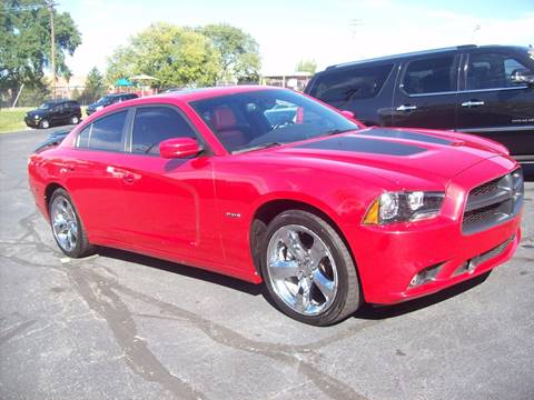 2011 Dodge Charger for sale at Allstar Motors, Inc. in St. Louis MO