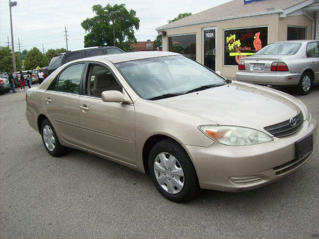2004 toyota camry le 4dr sedan in st louis mo allstar for All star motors st charles rock road