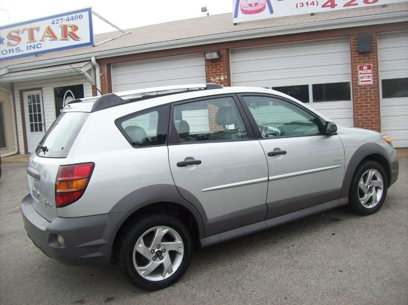 2004 pontiac vibe base awd 4dr wagon in st louis mo for All star motors st charles rock road