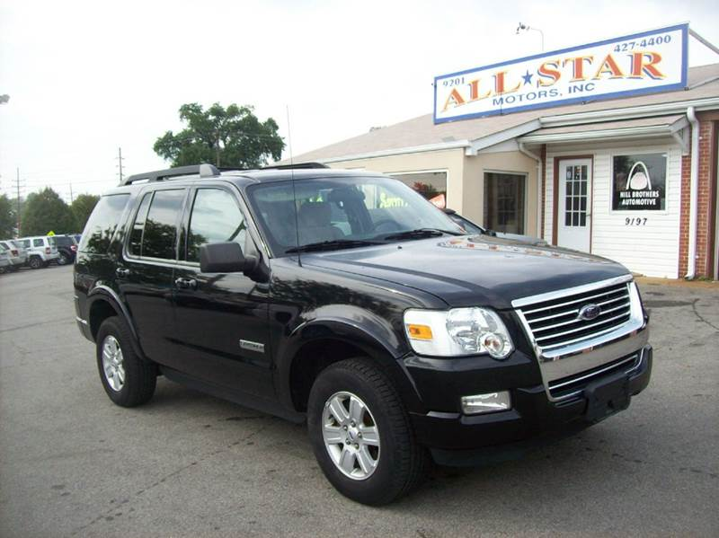 2008 ford explorer xlt 4x4 4dr suv in st louis mo for All star motors st charles rock road