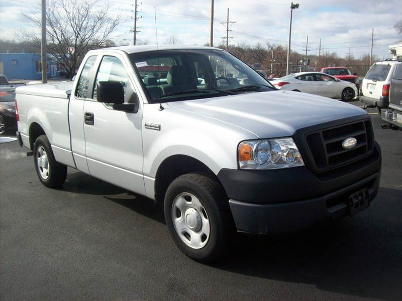 2007 ford f 150 xl 2dr regular cab styleside 6 5 ft sb in for All star motors st charles rock road