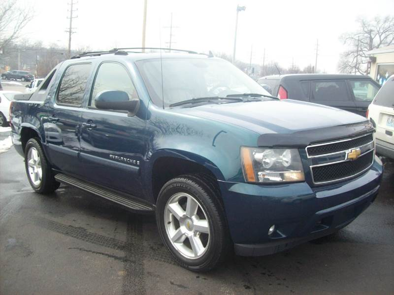 2007 chevrolet avalanche ltz 1500 4dr crew cab 4wd sb in for All star motors st charles rock road