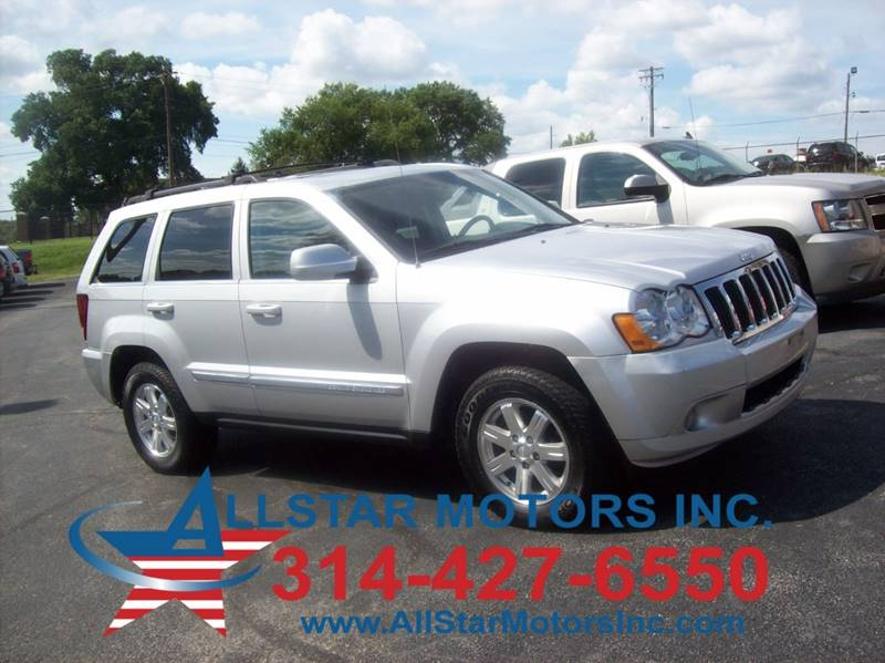 2009 Jeep Grand Cherokee For Sale At Allstar Motors, Inc. In St. Louis