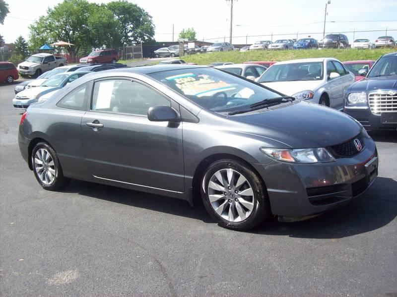 2010 Honda Civic for sale at Allstar Motors, Inc. in St. Louis MO