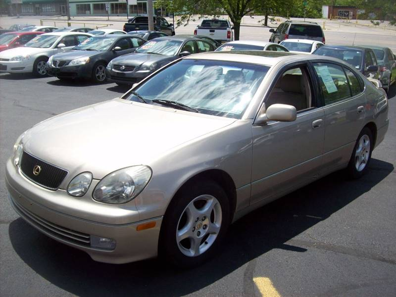 1998 Lexus GS 400 for sale at Allstar Motors, Inc. in St. Louis MO