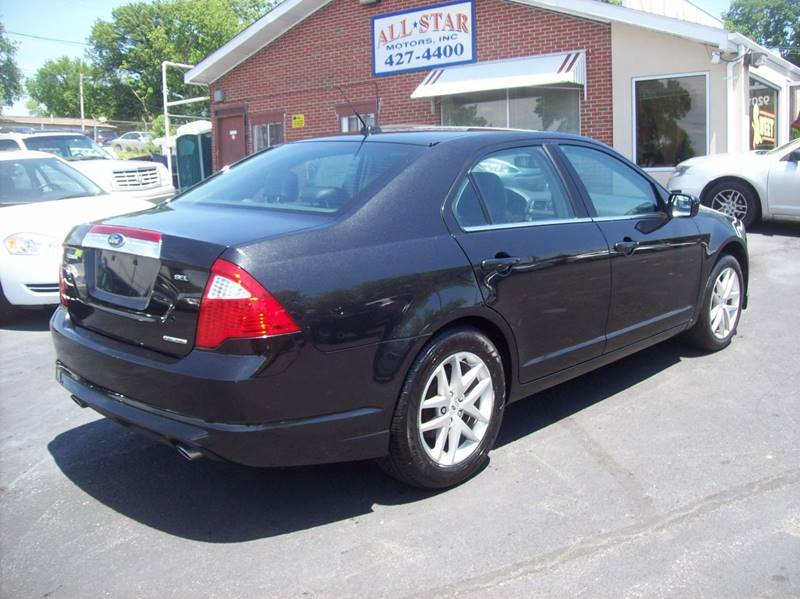 2012 Ford Fusion for sale at Allstar Motors, Inc. in St. Louis MO