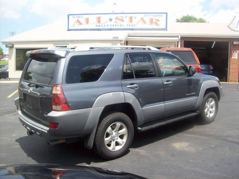 2003 Toyota 4Runner for sale at Allstar Motors, Inc. in St. Louis MO