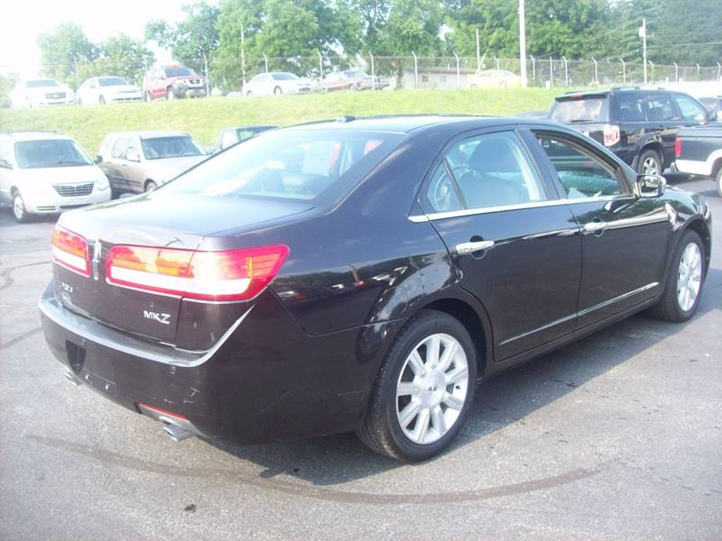 2010 Lincoln MKZ for sale at Allstar Motors, Inc. in St. Louis MO