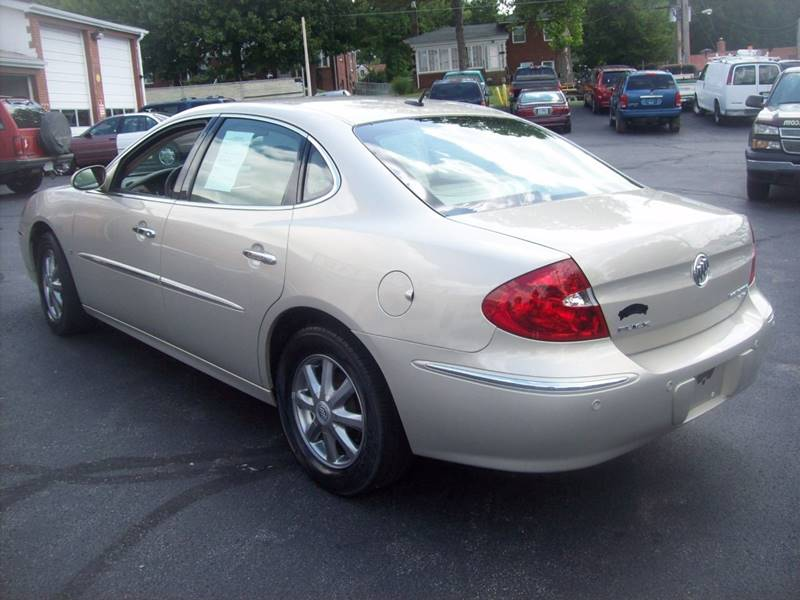 2009 Buick LaCrosse for sale at Allstar Motors, Inc. in St. Louis MO