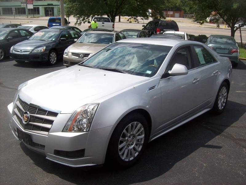 2010 Cadillac CTS for sale at Allstar Motors, Inc. in St. Louis MO