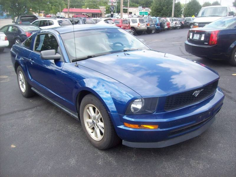 2007 Ford Mustang for sale at Allstar Motors, Inc. in St. Louis MO