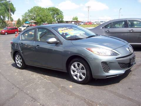 2012 Mazda MAZDA3 for sale at Allstar Motors, Inc. in St. Louis MO