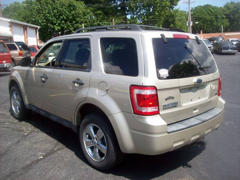 2010 Ford Escape for sale at Allstar Motors, Inc. in St. Louis MO