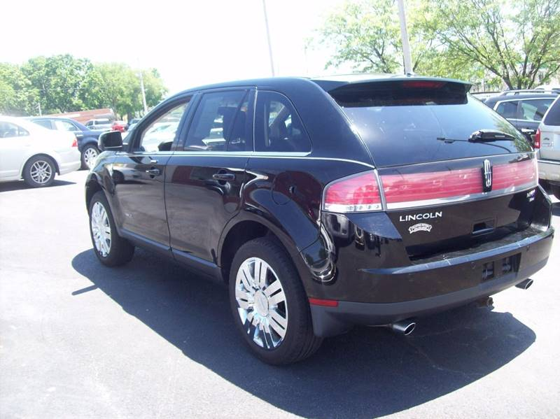 2008 Lincoln MKX for sale at Allstar Motors, Inc. in St. Louis MO