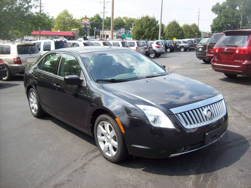 2010 Mercury Milan for sale at Allstar Motors, Inc. in St. Louis MO
