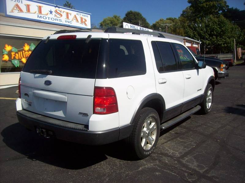 2005 Ford Explorer for sale at Allstar Motors, Inc. in St. Louis MO