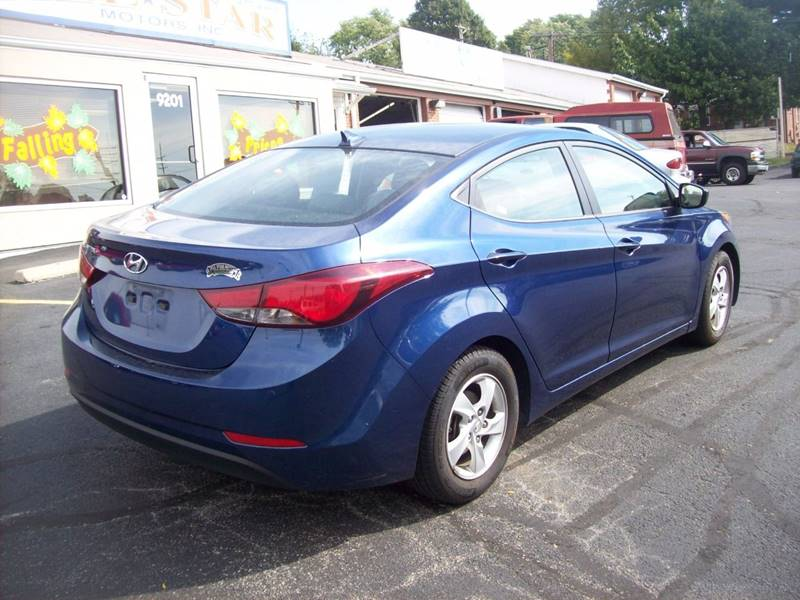 2015 Hyundai Elantra for sale at Allstar Motors, Inc. in St. Louis MO