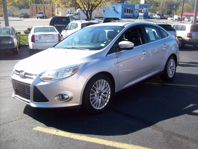 2012 Ford Focus for sale at Allstar Motors, Inc. in St. Louis MO