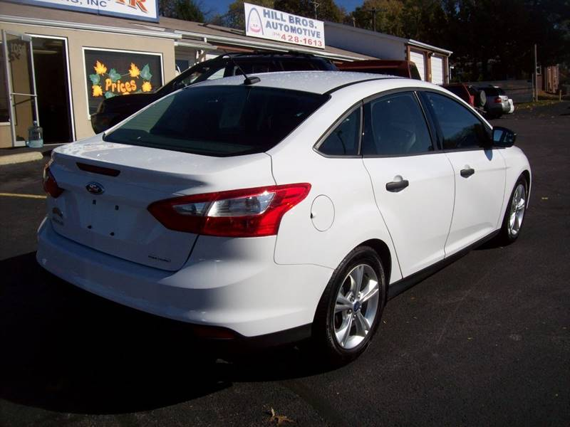 2014 Ford Focus for sale at Allstar Motors, Inc. in St. Louis MO