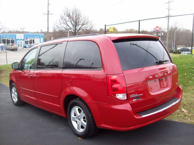 2012 Dodge Grand Caravan for sale at Allstar Motors, Inc. in St. Louis MO