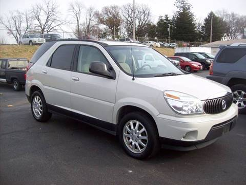 2006 Buick Rendezvous for sale at Allstar Motors, Inc. in St. Louis MO