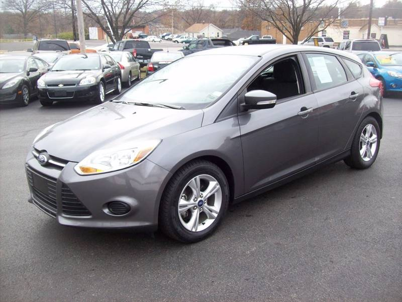 2013 Ford Focus for sale at Allstar Motors, Inc. in St. Louis MO